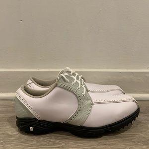 Men's FootJoy GreenJoy Golf Shoes Size 9